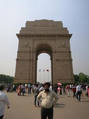 インド(デリー)とネパールの旅\'17_e0097130_22553551.jpg