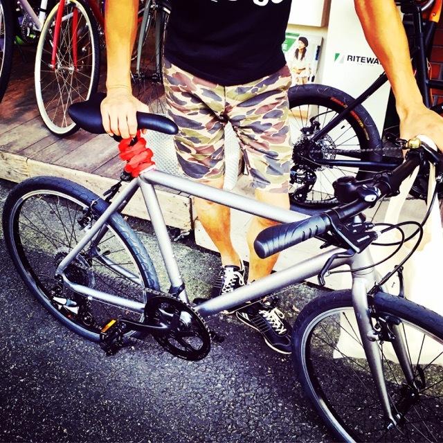 ライトウェイ POP UP試乗会「RITEWAY 2018 POP UP」新作 シェファード パスチャー スタイルス クロスバイク 自転車ガール 自転車女子 リピト_b0212032_18373367.jpg