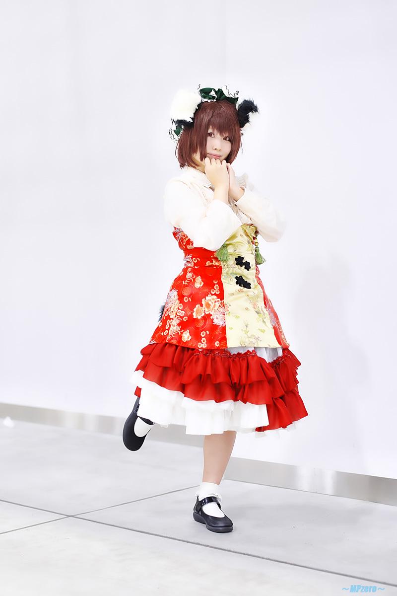 リカ さん[Rika] @LICCA00 2017/10/15 ビッグサイト(Tokyo Big Sight)例大祭[reitaisai]_f0130741_23564370.jpg
