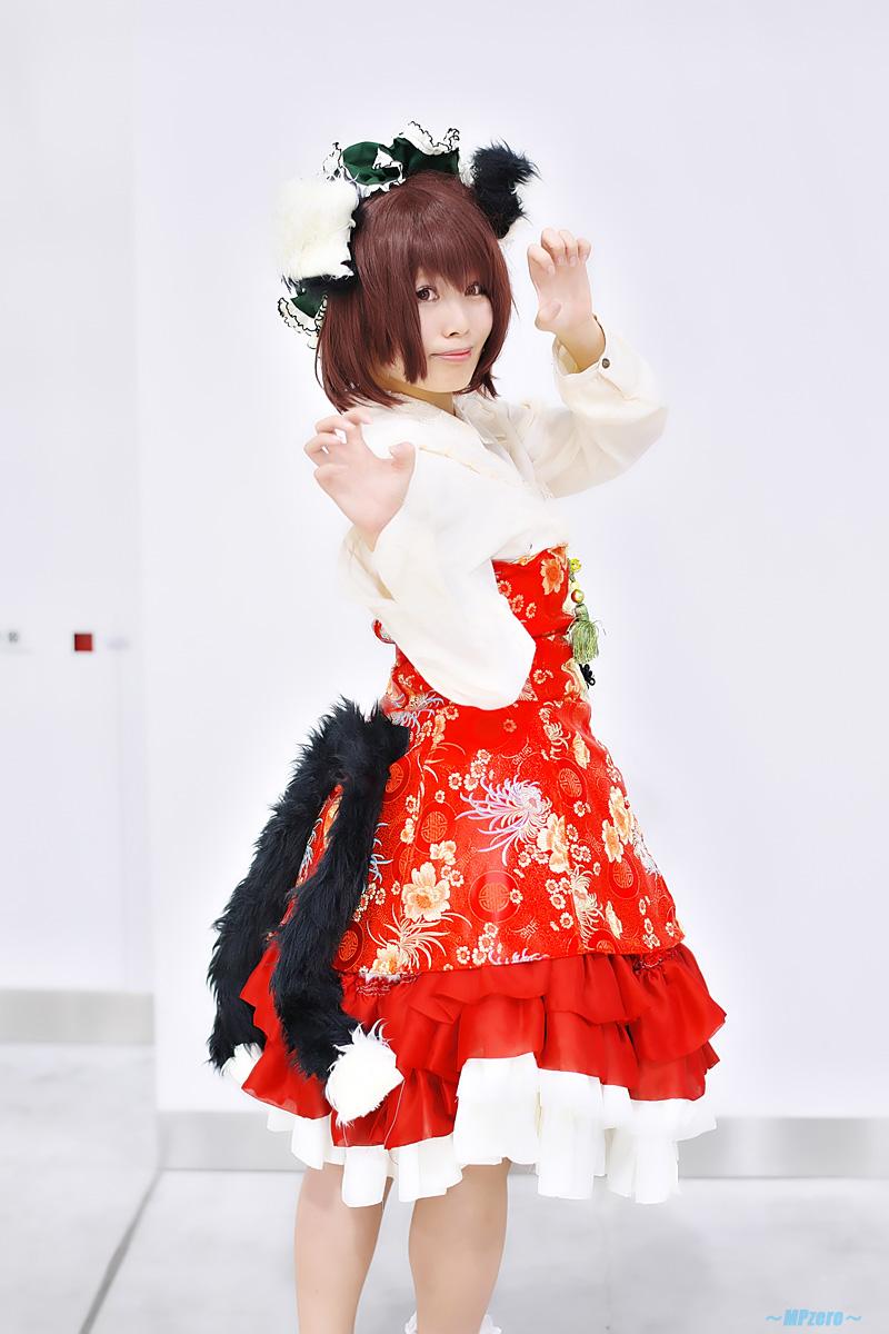 リカ さん[Rika] @LICCA00 2017/10/15 ビッグサイト(Tokyo Big Sight)例大祭[reitaisai]_f0130741_23565273.jpg