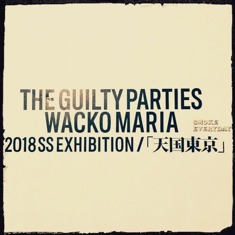 WACKO MARIA 展示会資料_d0100143_19105647.jpg