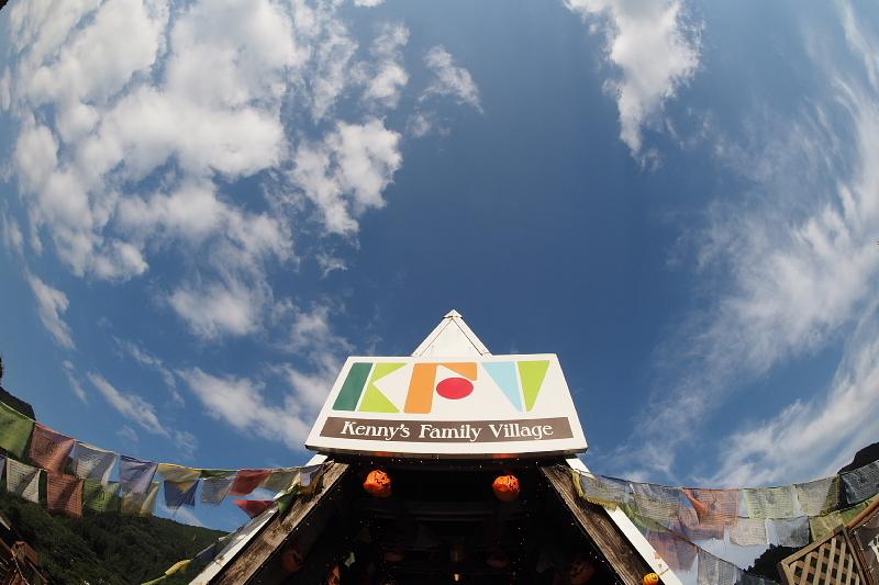 【キャンプ場レポート】ケニーズファミリービレッジ ハロウィン&星空観賞会編_b0008655_22294520.jpg