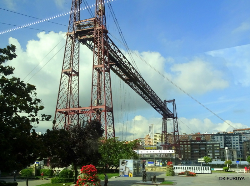 """世界最古の運搬橋 """"ビスカヤ橋""""_a0092659_21054745.jpg"""