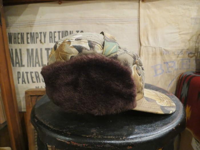 MADE IN U.S.A. HUNTER CAMO CAP HAT_e0187362_11331140.jpg