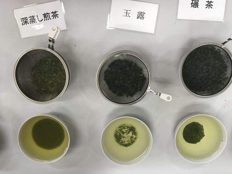 日本茶アドバイザー養成講座三回目(東京茶業会館)_c0366777_19153220.jpg