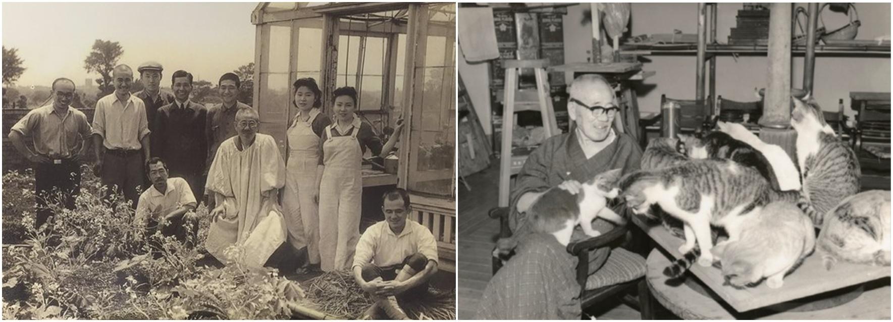 『芸術家としての意匠が、住まいの細部に生きる朝倉彫塑館』