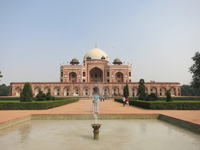 インド(デリー)とネパールの旅\'17_e0097130_16334640.jpg