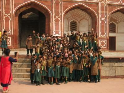 インド(デリー)とネパールの旅\'17_e0097130_16353090.jpg