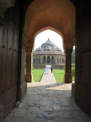 インド(デリー)とネパールの旅\'17_e0097130_16375326.jpg