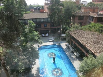 インド(デリー)とネパールの旅\'17_e0097130_17143801.jpg