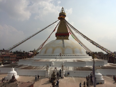 インド(デリー)とネパールの旅\'17_e0097130_17162411.jpg