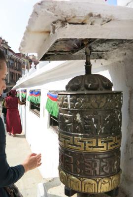 インド(デリー)とネパールの旅\'17_e0097130_17210702.jpg