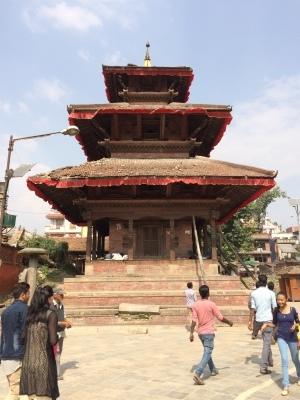 インド(デリー)とネパールの旅\'17_e0097130_17270591.jpg