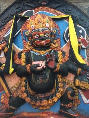 インド(デリー)とネパールの旅\'17_e0097130_17280940.jpg