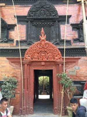 インド(デリー)とネパールの旅\'17_e0097130_17333777.jpg