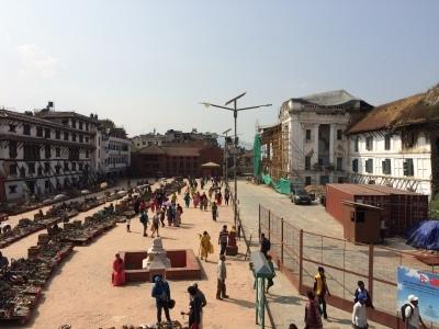 インド(デリー)とネパールの旅\'17_e0097130_17375971.jpg