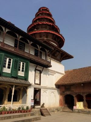 インド(デリー)とネパールの旅\'17_e0097130_17395897.jpg