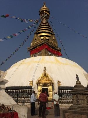 インド(デリー)とネパールの旅\'17_e0097130_17442054.jpg