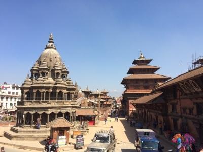 インド(デリー)とネパールの旅\'17_e0097130_17460086.jpg