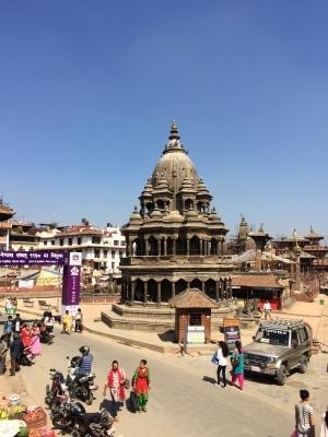 インド(デリー)とネパールの旅\'17_e0097130_17473587.jpg