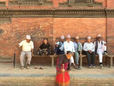 インド(デリー)とネパールの旅\'17_e0097130_17485620.jpg