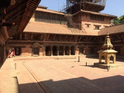 インド(デリー)とネパールの旅\'17_e0097130_17502604.jpg