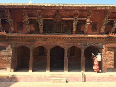 インド(デリー)とネパールの旅\'17_e0097130_17503346.jpg