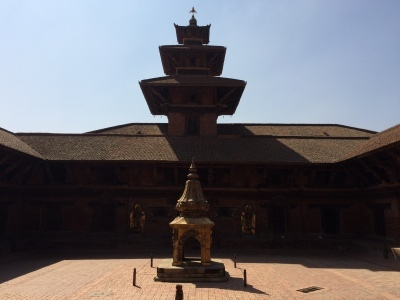 インド(デリー)とネパールの旅\'17_e0097130_17513012.jpg