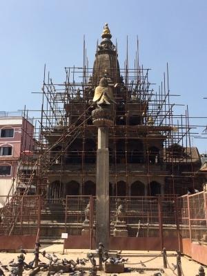 インド(デリー)とネパールの旅\'17_e0097130_17565274.jpg