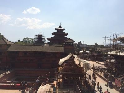 インド(デリー)とネパールの旅\'17_e0097130_17580426.jpg