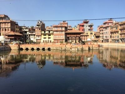 インド(デリー)とネパールの旅\'17_e0097130_18000697.jpg