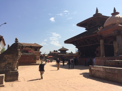 インド(デリー)とネパールの旅\'17_e0097130_18024496.jpg