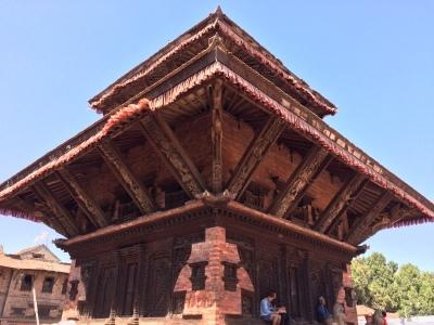 インド(デリー)とネパールの旅\'17_e0097130_18030379.jpg