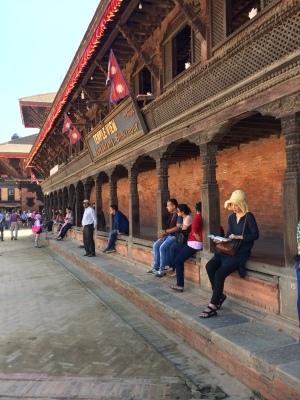 インド(デリー)とネパールの旅\'17_e0097130_18041215.jpg