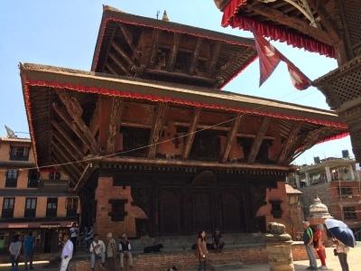 インド(デリー)とネパールの旅\'17_e0097130_18055149.jpg