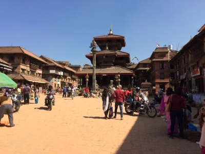 インド(デリー)とネパールの旅\'17_e0097130_18071045.jpg