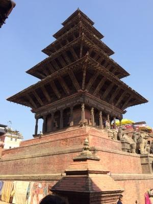 インド(デリー)とネパールの旅\'17_e0097130_18093260.jpg