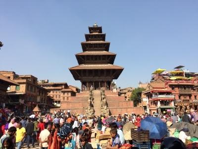 インド(デリー)とネパールの旅\'17_e0097130_18093852.jpg