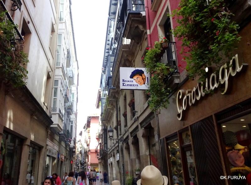 """歴史と現代アートが共存する街 \""""ビルバオ\""""_a0092659_15104351.jpg"""
