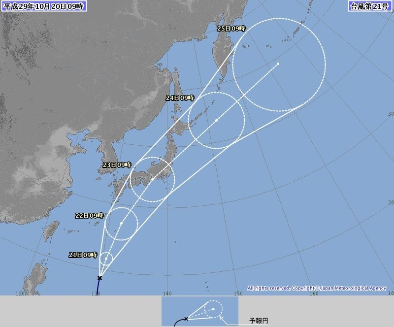 Note of Typhoon 21st._c0153966_19533514.jpg