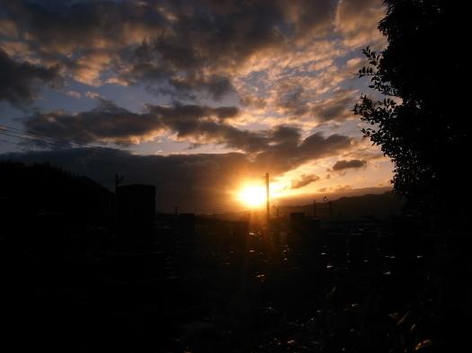 秋の長雨解消、日差しが眩しい!_c0061686_09143282.jpg