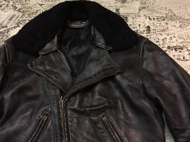 10月25日(水)大阪店ヴィンテージ&スーペリア入荷!#4 Leather&Mix編!PolicemanRidersJKT!!_c0078587_14502648.jpg