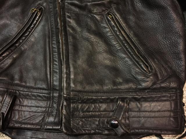 10月25日(水)大阪店ヴィンテージ&スーペリア入荷!#4 Leather&Mix編!PolicemanRidersJKT!!_c0078587_1450568.jpg