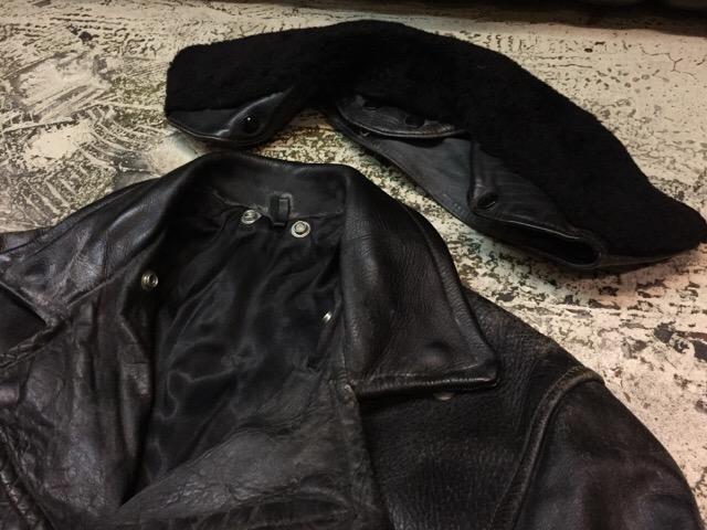 10月25日(水)大阪店ヴィンテージ&スーペリア入荷!#4 Leather&Mix編!PolicemanRidersJKT!!_c0078587_1450927.jpg