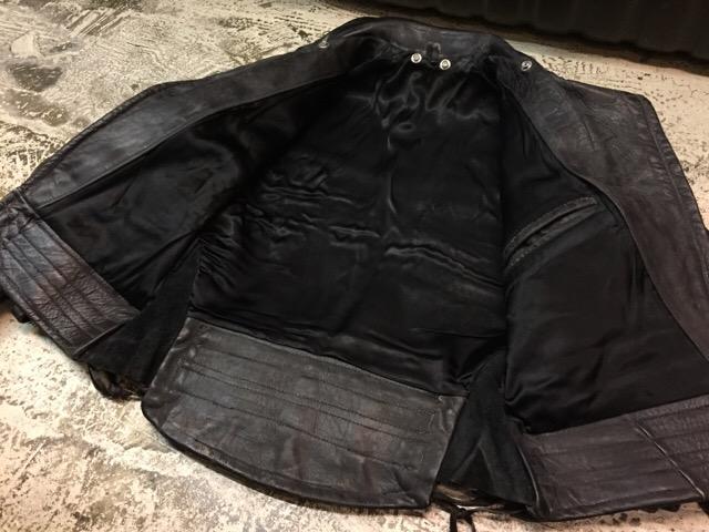 10月25日(水)大阪店ヴィンテージ&スーペリア入荷!#4 Leather&Mix編!PolicemanRidersJKT!!_c0078587_14521428.jpg