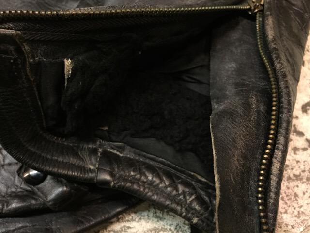 10月25日(水)大阪店ヴィンテージ&スーペリア入荷!#4 Leather&Mix編!PolicemanRidersJKT!!_c0078587_1452169.jpg