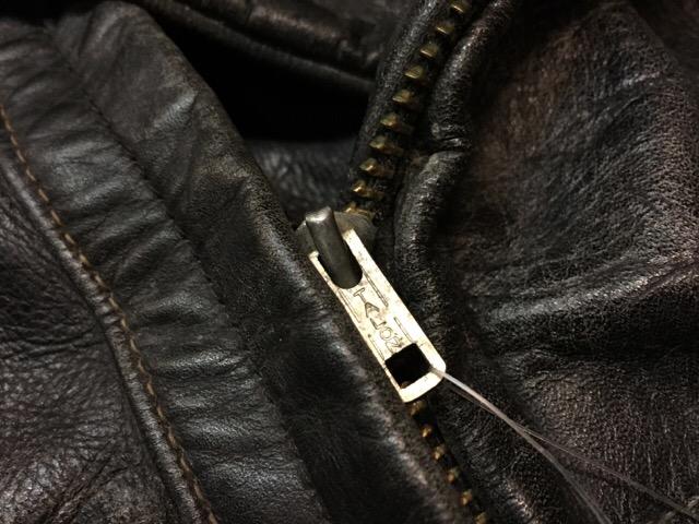 10月25日(水)大阪店ヴィンテージ&スーペリア入荷!#4 Leather&Mix編!PolicemanRidersJKT!!_c0078587_1453736.jpg