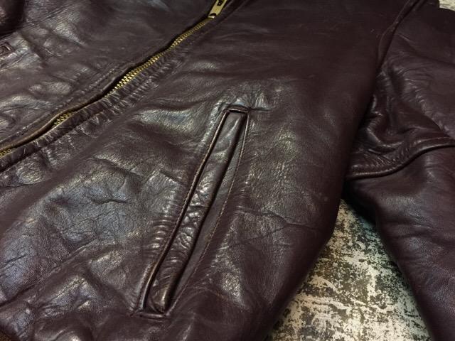 10月25日(水)大阪店ヴィンテージ&スーペリア入荷!#4 Leather&Mix編!PolicemanRidersJKT!!_c0078587_1554015.jpg