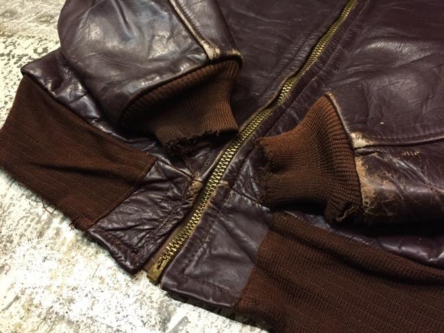 10月25日(水)大阪店ヴィンテージ&スーペリア入荷!#4 Leather&Mix編!PolicemanRidersJKT!!_c0078587_1554722.jpg