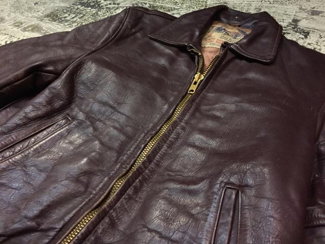 10月25日(水)大阪店ヴィンテージ&スーペリア入荷!#4 Leather&Mix編!PolicemanRidersJKT!!_c0078587_1563646.jpg
